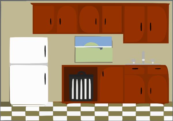 Clip Art Kitchen Art Clipart.