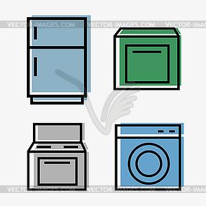 Kitchen Appliances Web.
