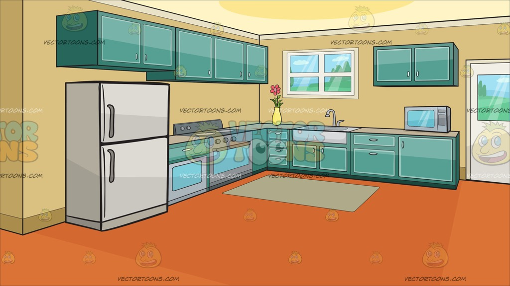 Clipart Kitchen Background 20 Free Cliparts Download
