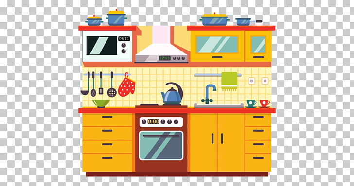 Kitchen cabinet Home appliance , kitchen PNG clipart.
