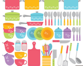 ON SALE cooking clip art, baking clipart.