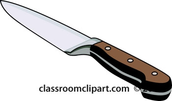 Cooking Knife Clipart#2175597.