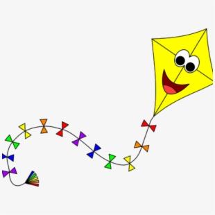 Kite Clipart Windy.