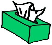 Kleenex box clipart 1 » Clipart Station.
