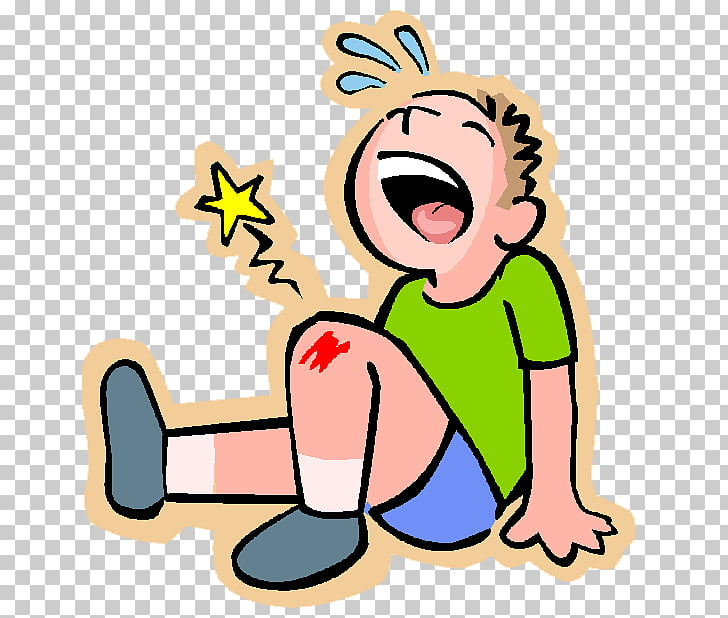 Knee pain , child cry PNG clipart.