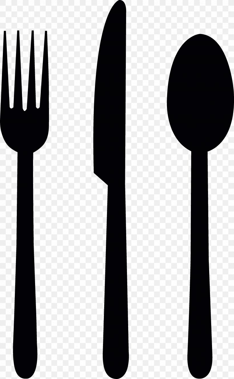 Clip Art Knife Fork Spoon Openclipart, PNG, 3353x5424px.