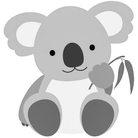 Koala Clipart Images.