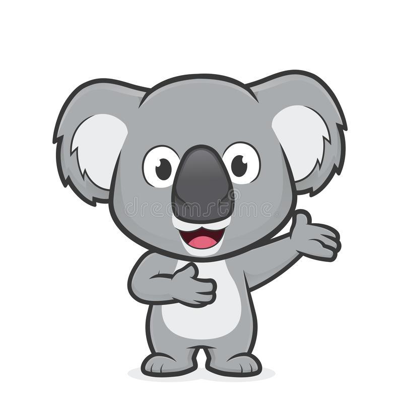 Koala Stock Illustrations.