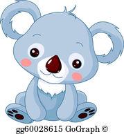 Koala Clip Art.