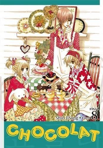 Chocolat, Vol. 8 by Ji.