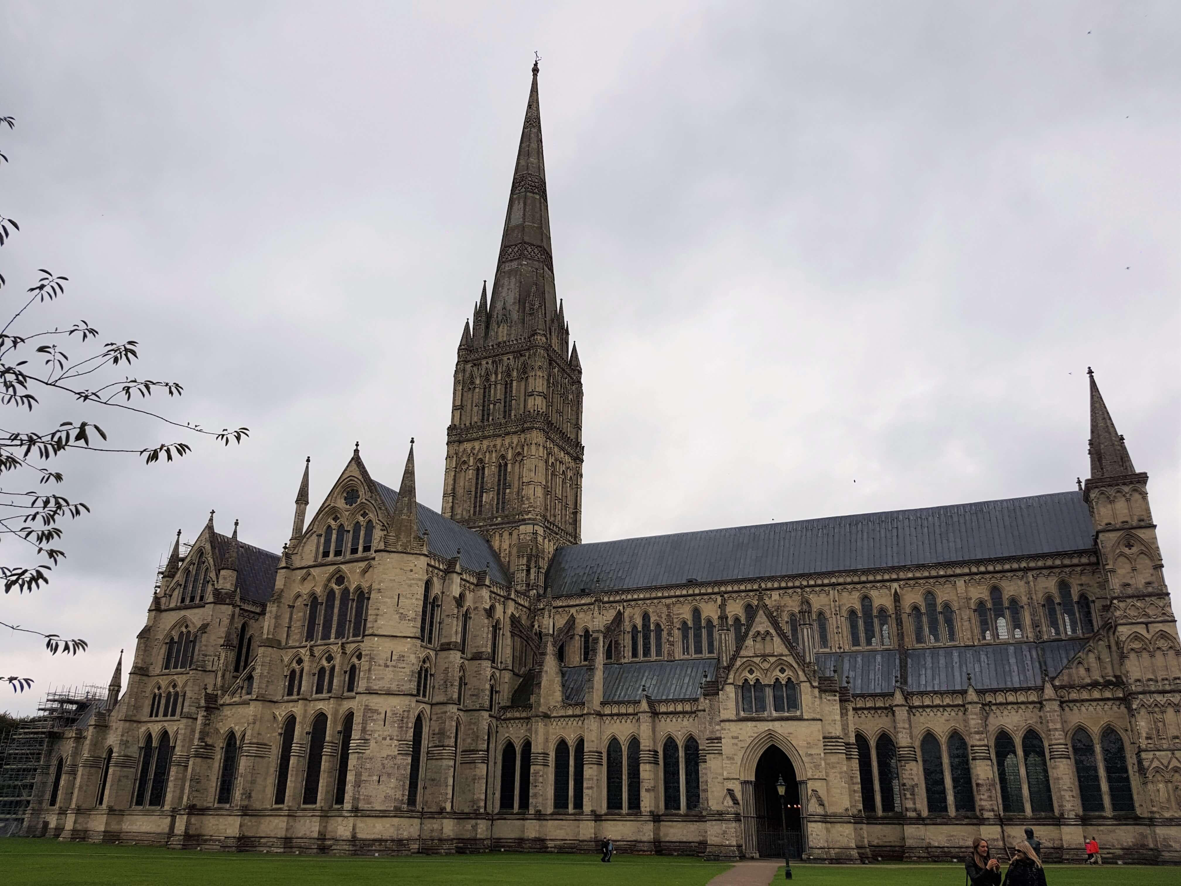 Salisbury Cathedral, England 2019.