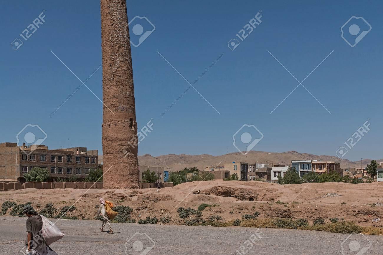 Musalla Complex & Minarets, Afghanistan 2019.