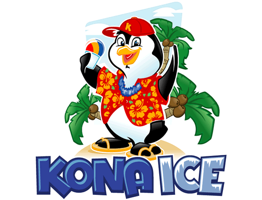 Brand development project for Kona Ice, a nationally.