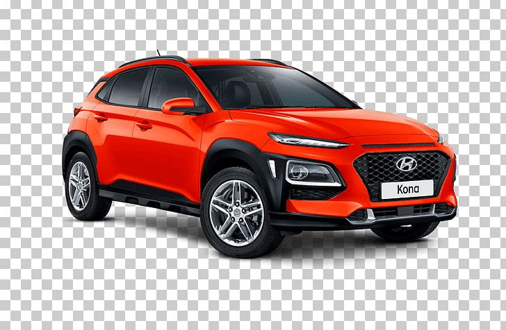 2018 Hyundai Kona Hyundai Motor Company Car Automatic.