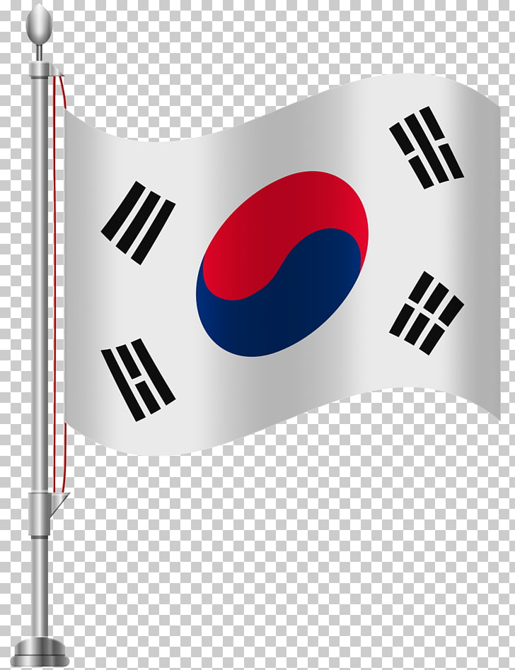 Flag of South Korea , korean PNG clipart.