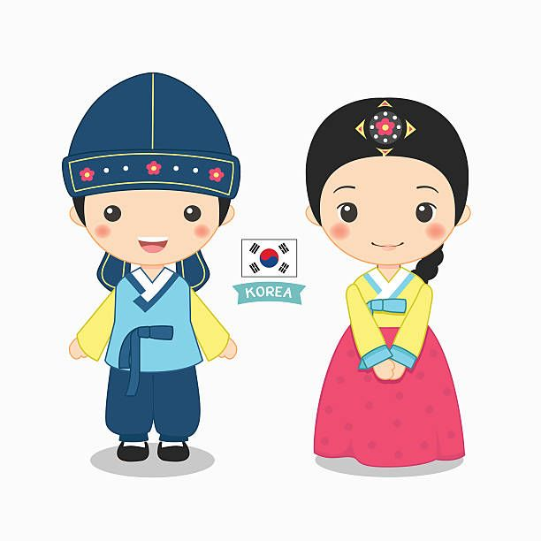 Korean Clipart korea map 21.