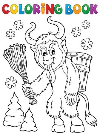 54 Krampus Stock Vector Illustration And Royalty Free Krampus Clipart.