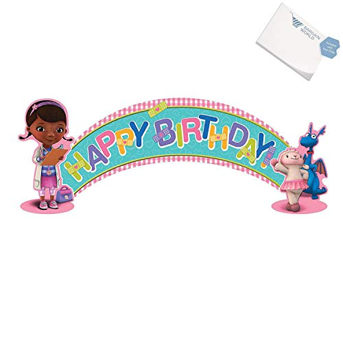 Amazon.com: Bargain World Paper Doc McStuffins Birthday.