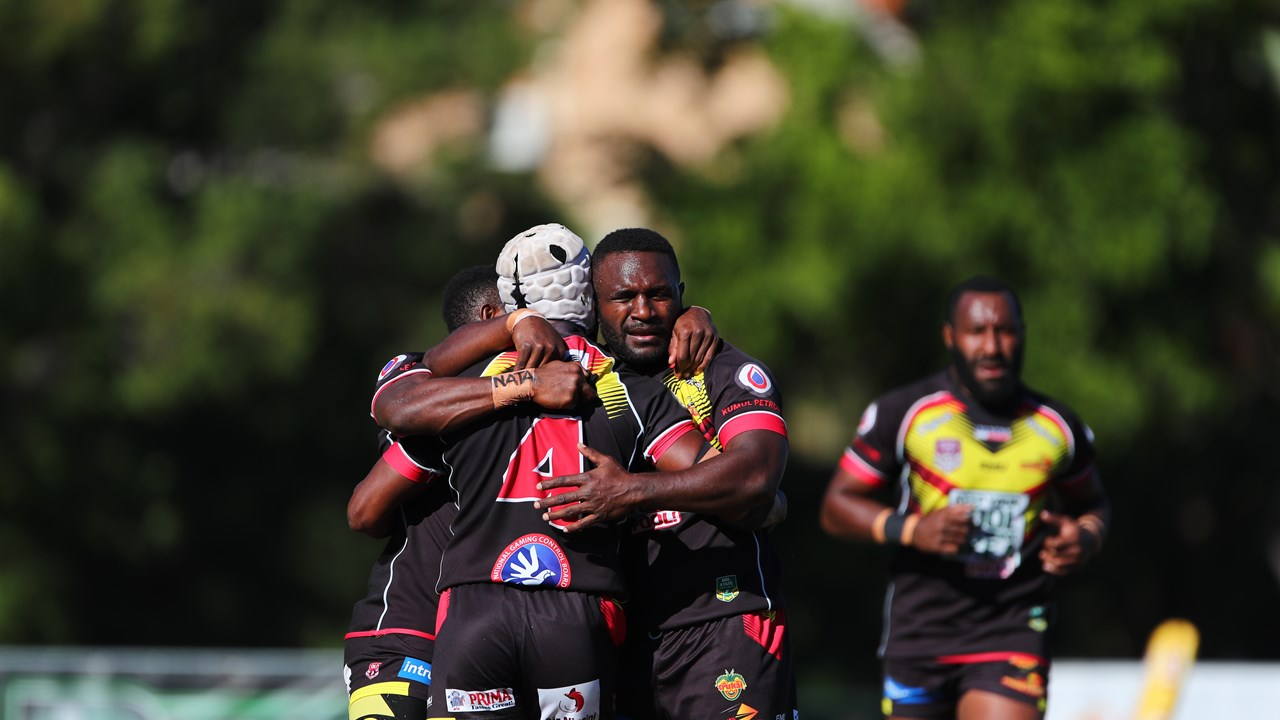 Gains and Losses for 2019: PNG Hunters.