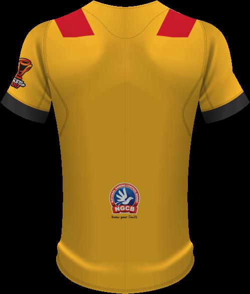 Papua New Guinea Kumuls Jersey.