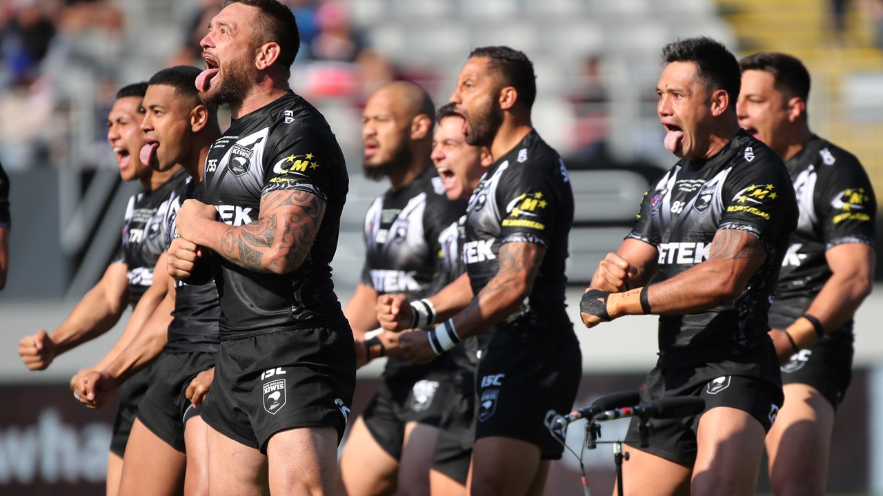 Test match teams: New Zealand v Great Britain; Fiji v PNG.