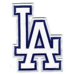 La Dodgers Clip Art.