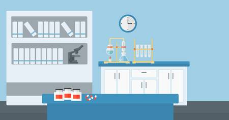 2,037 Lab Room Stock Vector Illustration And Royalty Free Lab Room.