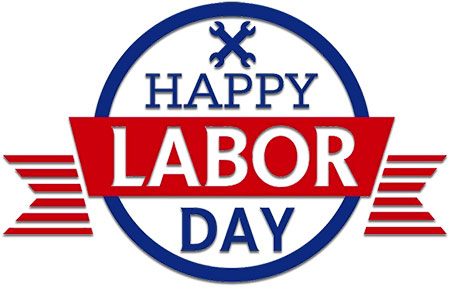 Free Labor Day Clipart.