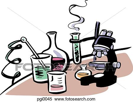 Laboratory equipment clipart 7 » Clipart Station.