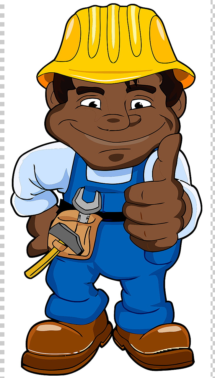 Construction worker Laborer , worker PNG clipart.