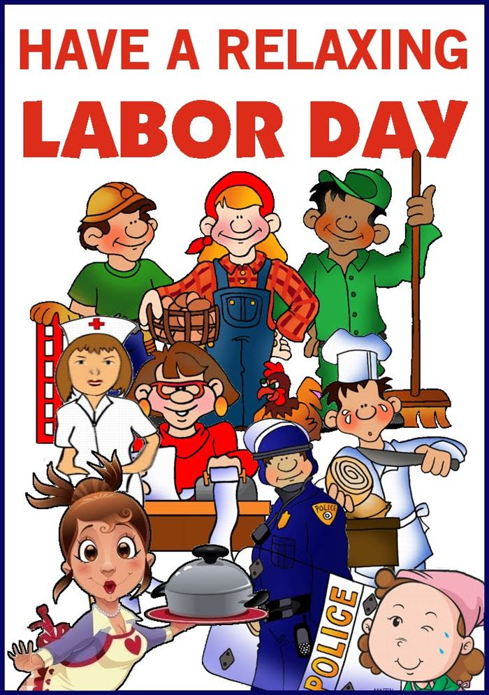 Labor day clip art 8.