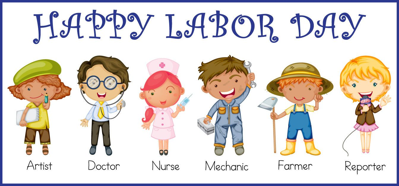 Great Clip Art For Labor Day.
