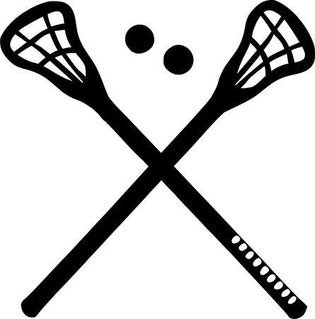 Lacrosse stick clipart » Clipart Station.