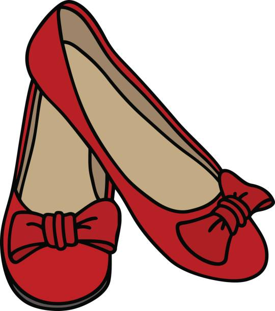 10+ Women Shoes Clipart.