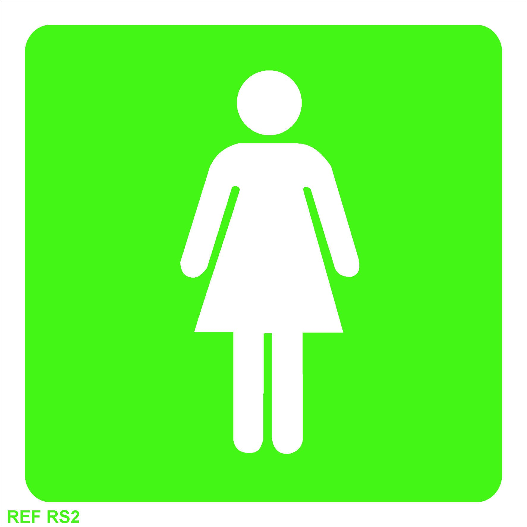 Clipart Ladies Toilet Sign Clipground