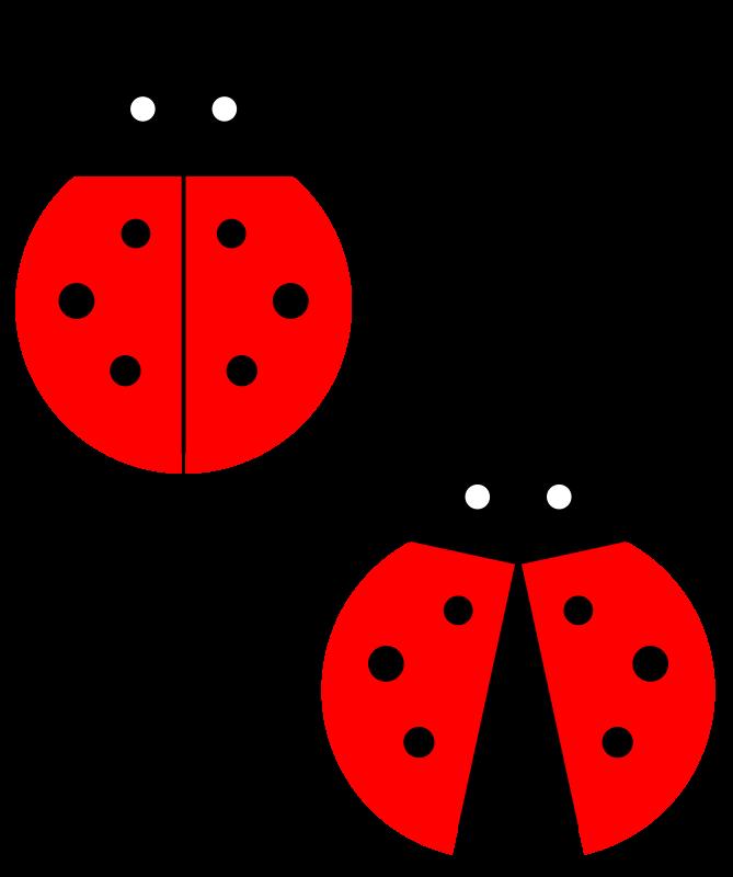 Free Clipart: Ladybug.