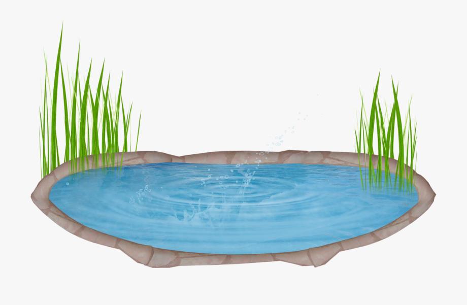 Lake Drawing Clip Art.