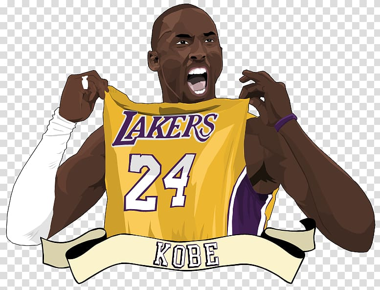 Kobe Bryant Los Angeles Lakers Basketball , Kobe Bryant.