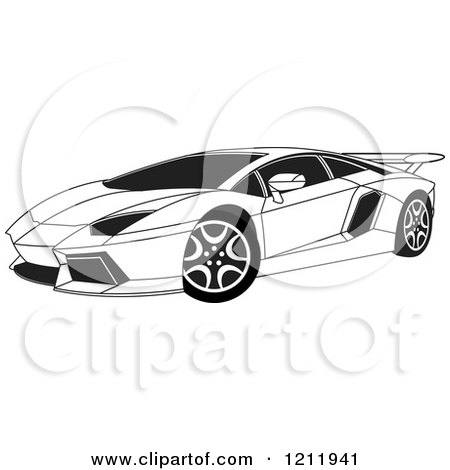 39+ Lamborghini Aventador Clipart.