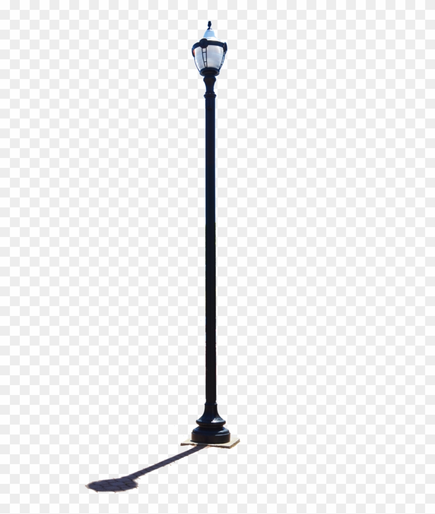 Lamp Post Clipart Transparent.