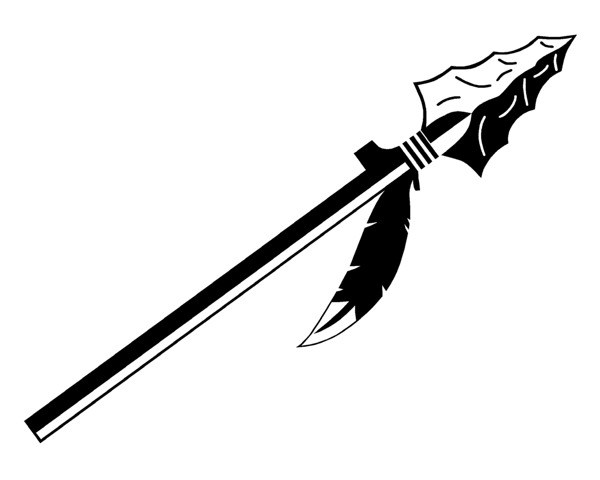 Library of spear pictures image free download png files.