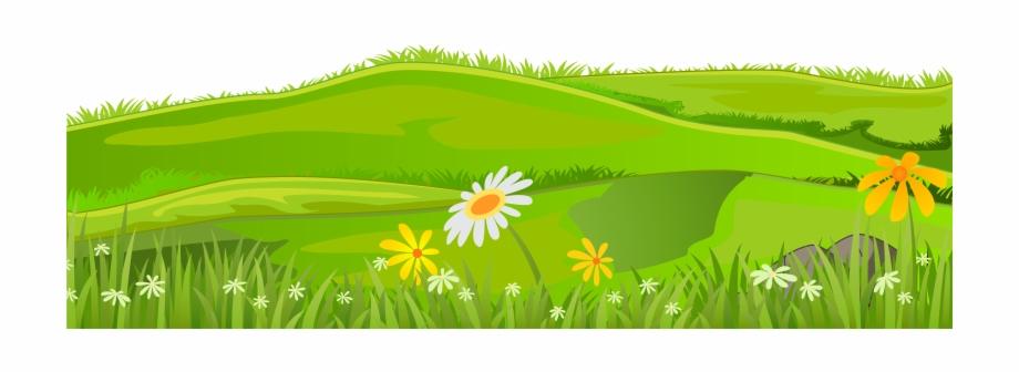 Clipart Grass Grassland.