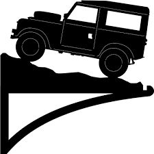 Land Rover Clipart.