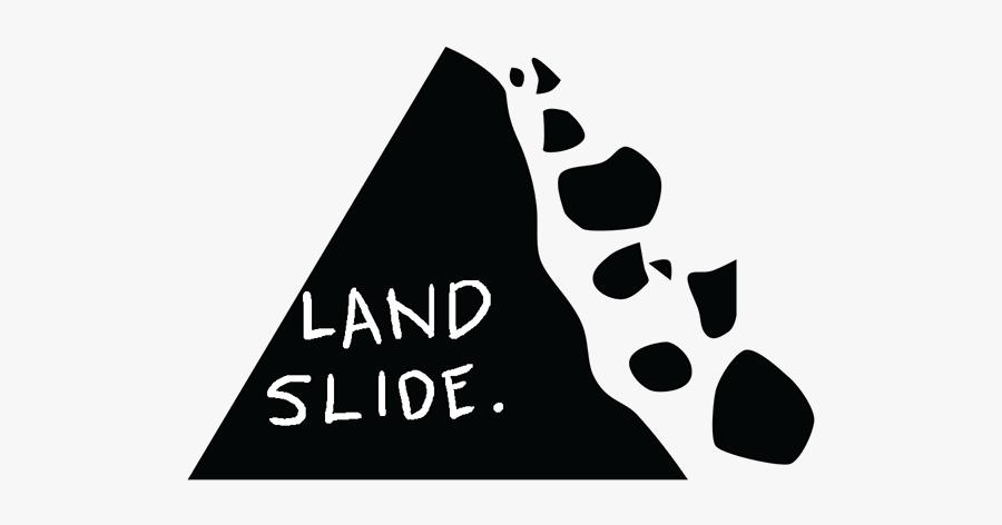 Landslide Logo , Free Transparent Clipart.