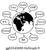 Language Clip Art.