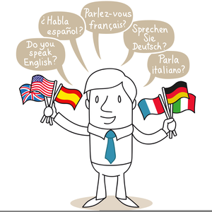 Clipart For Second Language Learning.