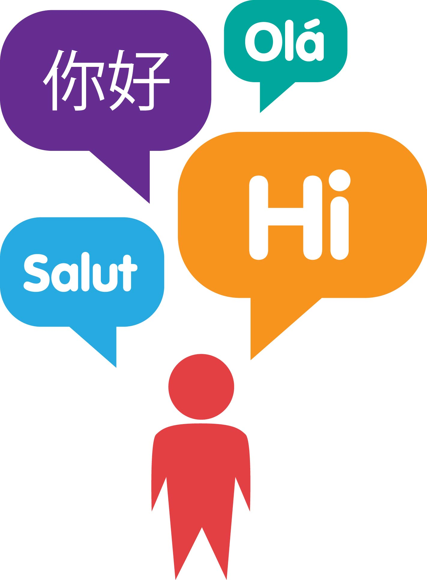 Languages Clipart.