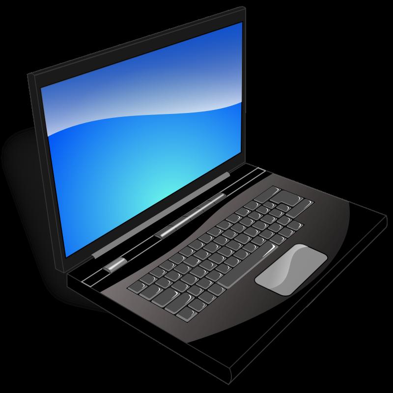 Free Clipart: Laptop.