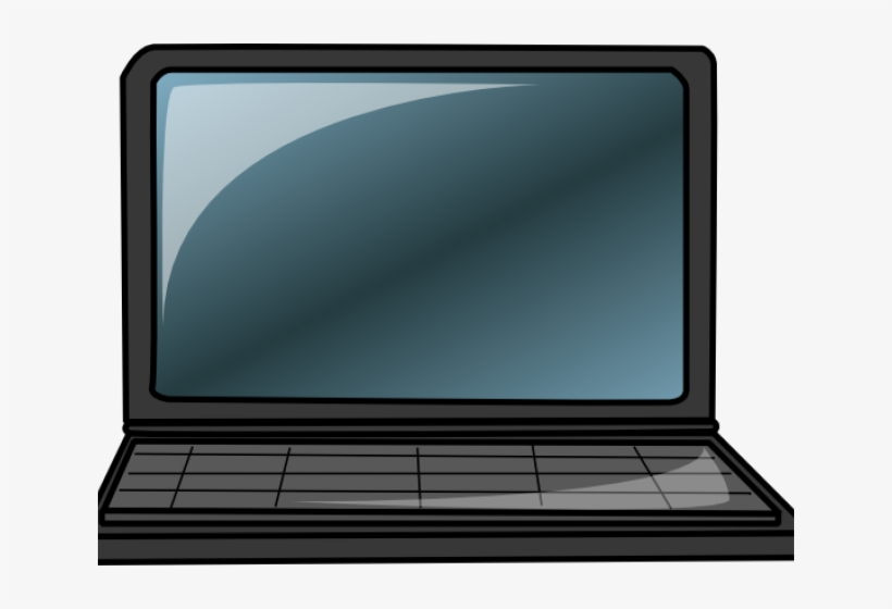 Laptop Computer Clipart.