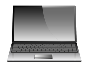 2097 free clipart laptop computer.
